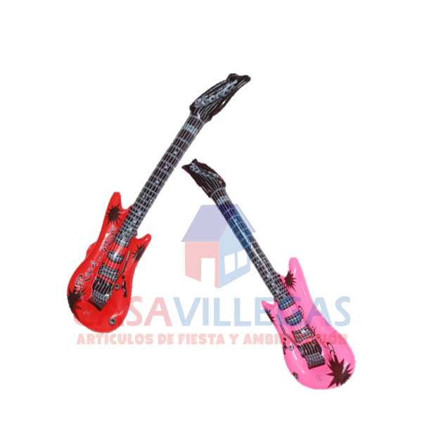 Guitarra Inflable Grande 42'