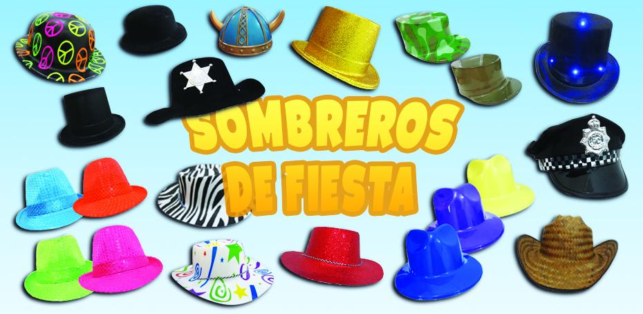 Fiesta Polvos Holi Paquetes sombreros de fiesta ... 8e1a31c4a0f