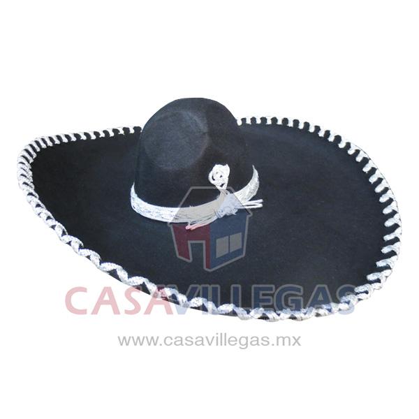 Sombrero Charro Jaripeo Plata N.20 0d1c25476ab