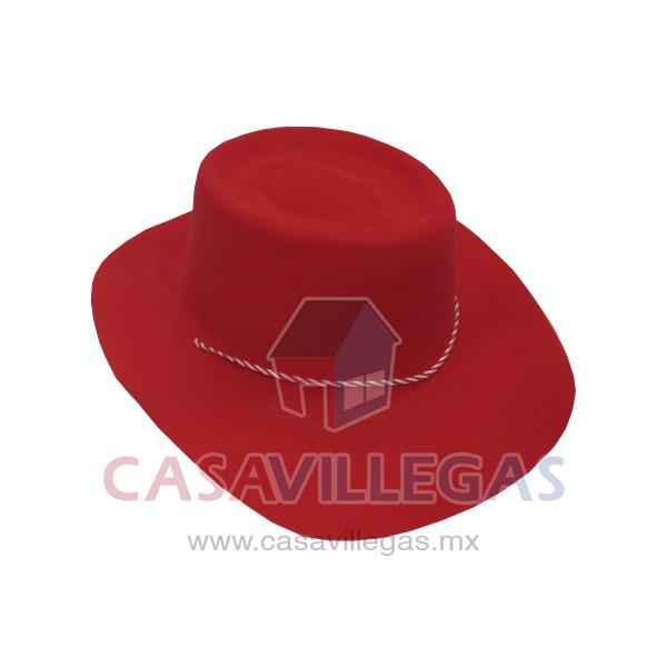 0f2d685e690ad Sombrero Vaquero Con Terciopelo
